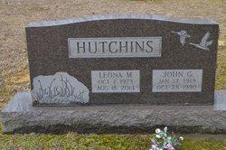 Leona M. <I>Tinney</I> Hutchins