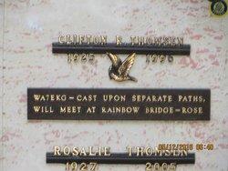 Clifton Robert Thomsen
