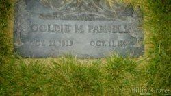 Goldie M <I>Brigman</I> Parnell