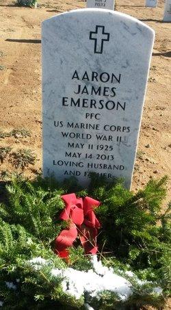 Aaron James Emerson