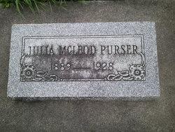 Julia Harriet <I>McLeod</I> Smith
