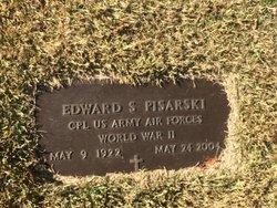 Edward S Pisarski