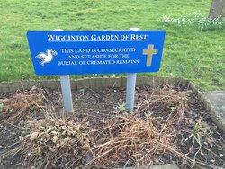 Wigginton Garden of Rest