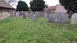 St John of Beverley Churchyard