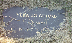 Vera Jo <I>Munger</I> Gifford