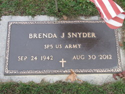 Brenda J. Snyder