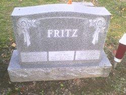 Edward Henry Fritz, Sr