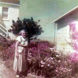 Nannie Christina <I>Deardorff</I> Brown