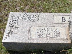 Claudie Albert Bates