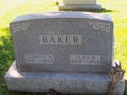 Alice Barbara <I>Murphy</I> Baker
