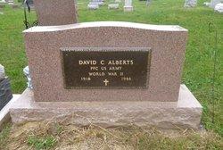 David C. Alberts