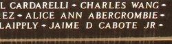 Alice Ann Abercrombie