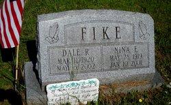 Nina E <I>Mitchell</I> Fike