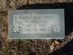 Hazel <I>Brakebill</I> Perreault
