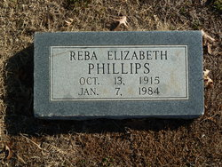 Reba Elizabeth Phillips