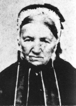 Anna Maria <I>Baron</I> Stoehr/Stahr