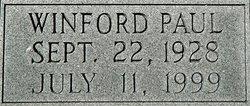 Winford Paul Middleton