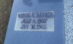 Virgil Estus Barber