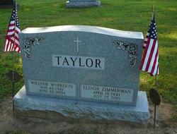 William Morrison Taylor