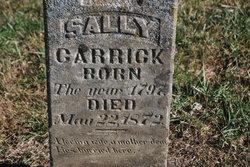 """Sarah """"Sally"""" <I>Smith</I> Carrick"""