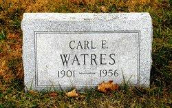 Carl E Watres