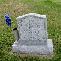 """Richard Wayne """"Moose"""" Phillips"""