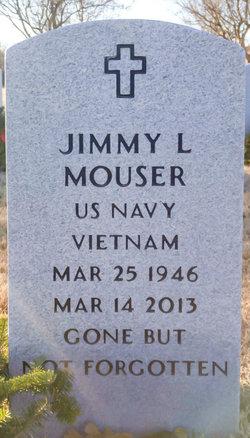 Jimmy Lee Mouser (1946-2013) - Find A Grave Memorial