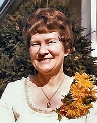 Thelma Agnes <I>Yakes</I> Bolt