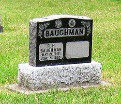 Ray Herman Baughman