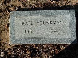 "Mary Isabel ""Kate"" <I>Howell</I> Younkman"
