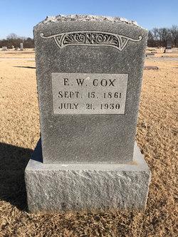 E. W. Cox