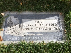 "Clark Dean ""Corky"" Allred"