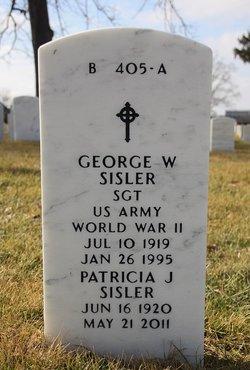 George W Sisler