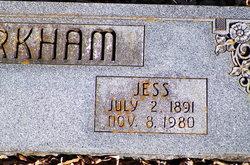 Jess Burkham