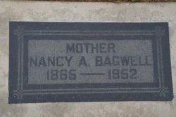Nancy A <I>Sparks</I> Bagwell
