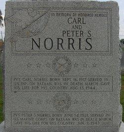 PVT Carl Norris