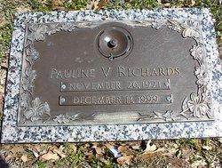 Pauline V Richards