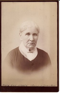 Mary A. <I>Ellison</I> Hart