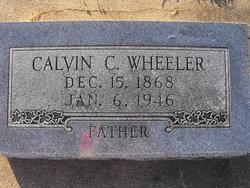 Calvin C. Wheeler