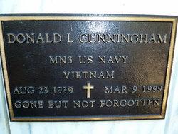 Donald L Cunningham