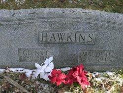Maude H <I>Ross</I> Hawkins