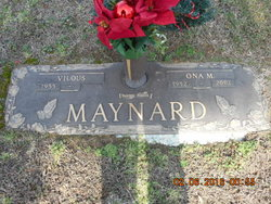Ona Marie Maynard