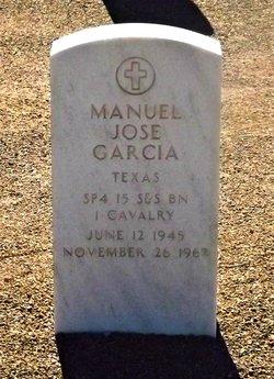 Manuel Jose Garcia