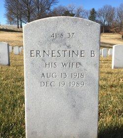 Ernestine B Gardner