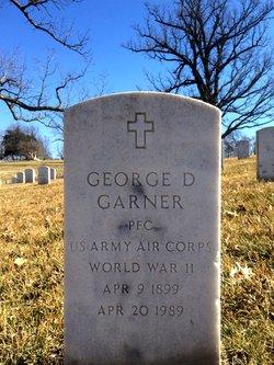 George Dewey Garner