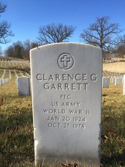 Clarence G Garrett