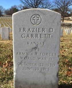 Frazier D Garrett