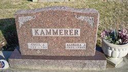 Barbara Jean <I>Miller</I> Kammerer