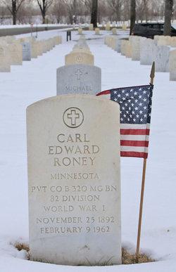 Carl Edward Roney