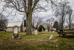 Old Queensville Cemetery